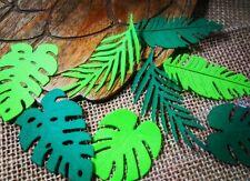 Jungle safari birthday party supplies 30CT Baby Shower Wedding Fern leaf