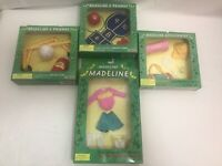 Vintage 1999 Madeline & Friends Clothing And Accessories Lot Brand New In Box