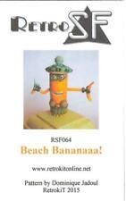 RetroKits Models Beach Bananaaa! Hawaiian Resin Figure