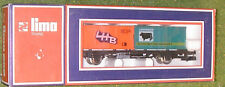 LIMA TRAINS RAILWAY OO GAUGE WAGON 2852 LHB & SCOTCH BEEF FOR SAINSBURY'S