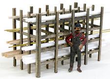 F/G scale BANTA MODEL WORKS #926 Parts Rack, 1 per kit