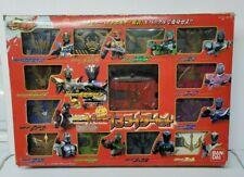BANDAI Kamen Rider Ryuki V-Buckle 13 Rider Set 2002 RARE