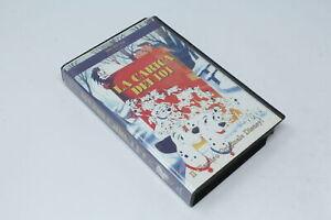 VHS WALT DISNEY I CLASSICI LA CARICA DEI 101 UNIVIDEO 1993 [LL2-045]