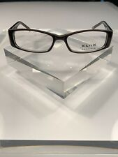 * KLiiK Denmark  KLiiK 427  Eyeglass Frames Color 272, 50-15-135. New. MK23 Sc8*