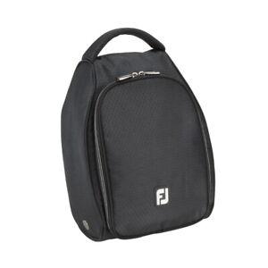FootJoy Nylon Golf Shoe Bag 31673 - Black - New