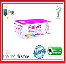 Falvit MAMA 60 tabs-healthy pregnancy and breast feeding - elevit - BIG BOX 60t