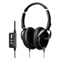 Foldable Active Noise Cancelling Headphone Earphone Headband Over Ear with Mic