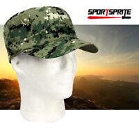 Military Hat Army Ranger Patrol Fatigue Cap Combat Hat Baseball Digital Woodlan