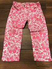 Mini Boden Girls Capri Pants, Size 9Y
