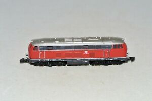 Z Scale Marklin 8875 BR216 025-7 Diesel Locomotive of the DB