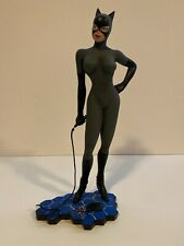 Catwoman Maquette Statue DC Comics Batman The Animated Series RARE