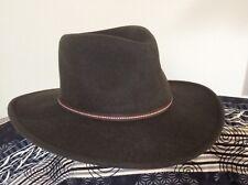 Stetson Gallatin Hat, size Medium, Sage Green