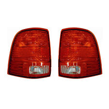 TAIL LIGHT PAIR FITS FORD EXPLORER 2002 2003 2004 2005 1L2Z13404AA FO2800159