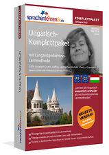 UNGARISCH lernen von A bis Z - Sprachkurs-Komplett-DVD plus Smartphone-Version