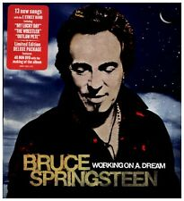 BRUCE SPRINGSTEEN Working On A Dream 2009 COLUMBIA LIMITED EDITION SEALED CD
