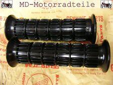 Honda CB 750 four k2-k6 f1 poignée en caoutchouc set 53165-342-670 53166-342-670