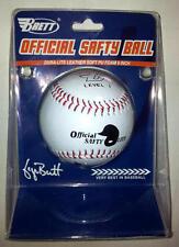 Brett® Baseball Official Safety Ball Softball composite leather cover American