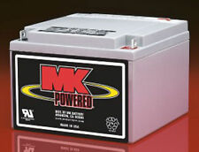 12V 26 AH Mobility Scooter MK Battery 26AH Amp Hour NEW