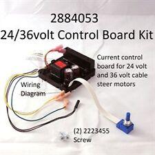 MINN KOTA MAXXUM FOOT CONTROL TROLLING MOTOR CONTROL BOARD PN# 2884053