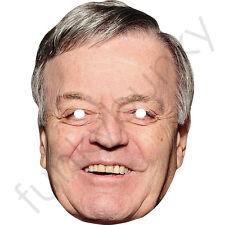 TONY Blackburn Celebrity RADIO DJ CARD Mask-tutte le nostre Maschere sono pre-tagliati!