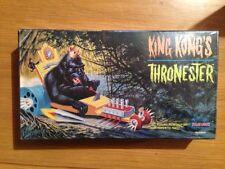 King Kong's Thronester Monster Model Kit, Polar Lights, Playing Mantis, Sealed!