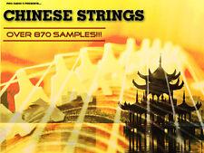 Stringhe cinese & PERCUSSION-Oriental CAMPIONI -. WAV CAMPIONE CD