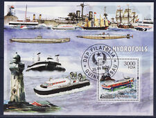 BLOC  Guinée Bissau   bateaux navires