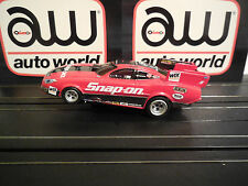 Auto World ~ Cruz Pedregon Snap On Funny Car ~ New In Jewel~ Fits Afx, Aw, Jl