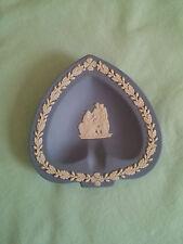 Blue Jasperware Wedgewood Pin Dish