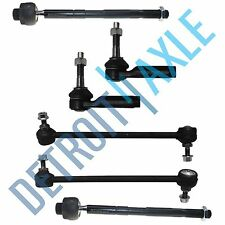 Brand New 6pc Complete Front Suspension Kit: Five Hundred Taurus X Montego Sable