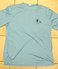 Racquetball Tournament T-Shirt (Size Xl) Dry Fit in Blue