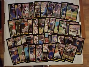 1992 Baseball's Best McDonald's Topps 44 Card Set Ripken Ryan Griffey Brett