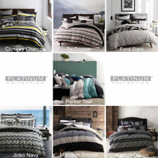 Logan & Mason Cotton Blend Bedroom Quilt Covers