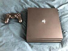 Sony PlayStation 4 Pro 1To Noir avec 6 jeux