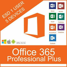 Microsoft Office 365 Pro Plus for Mac & windows 10 pro 🔑 INSTANT DELIVERY CODE
