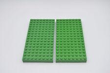 Lego Basic # 93608 Bauplatte Grundplatte Basisplatte grün 24 x 16