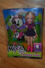 MOXIE GIRLZ POOPSY PETS AVERY Fashion Doll w/ PANDA & Bamboo NEW IN BOX