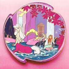 Disney Centaur Fantasia Lagoon Pin LE 50; Mermaid, Pastel, Pink, Jumbo