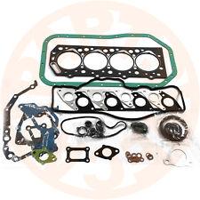 MITSUBISHI 4D55 4D56 OVERHAUL ENGINE GASKET KIT GALANT PJERO DELICA L300 L200