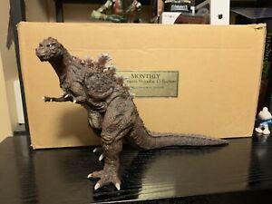 Rare King Of The Monster Godzilla Art Statue Shinobu Matsumura 30 cm