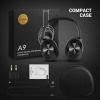 Oneodio A9 Bluetooth 4.1 Active Noise Cancelling Headphones With Mic 30h