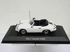 Porsche 356 C Cabriolet  1965 WAP 020 SET 18 1/43