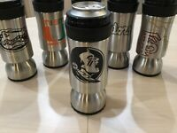 Orca Rocket Bottle & Can Holder, Florida State university  FSU Go Noles