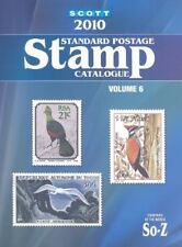Scott 2010 Standard Postage Stamp Catalogue, Vol. 6: Countries of the World-…