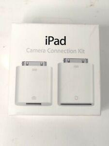 Apple - iPad Camera Connection Kit New Unopened Box