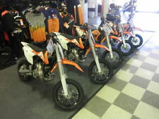 Kick start KTM Motorcycles