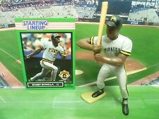 1989 BOBBY BONILLA - Starting Lineup - SLU - Loose with Card - Pitsburgh Pirates