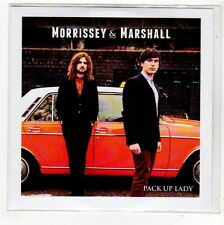 (FO388) Morrissey & Marshall, Pack Up Lady - 2014 DJ CD