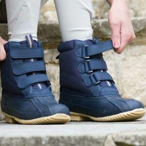 Shires Quick Fasten Splasher Mucker / Waterproof Yard Boots