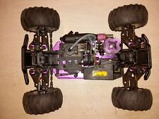 HSP 1/10 Scale Used Nitro Truck